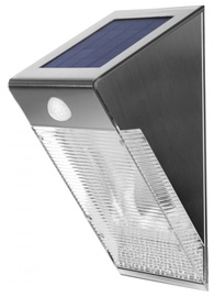Maclean Solar Wall Lamp Grey