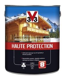 Impregnantas V33 Haute Protection, skandinaviškos pušies spalvos, 2.5 l