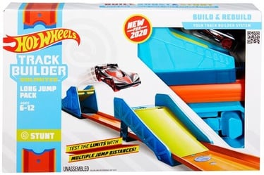 Mattel Hot Wheels Track Builder Unlimted GLC87