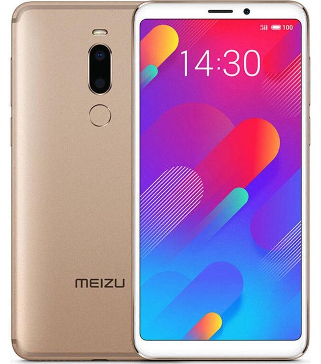 Meizu M8 4/64GB Gold