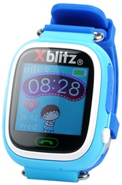 xBlitz Kids Watch GPS-Find Love Me Blue