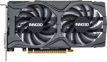 Inno3D GeForce GTX 1650 Super Twin X2 OC 4GB GDDR6 PCIE N165S2-04D6X-1720VA31