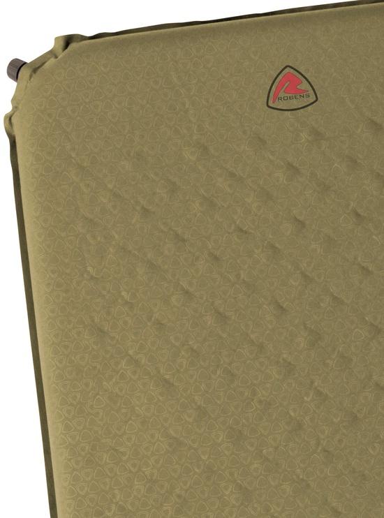 Täispuhutav madrats Robens Campground 30, roheline, 1830x510 mm