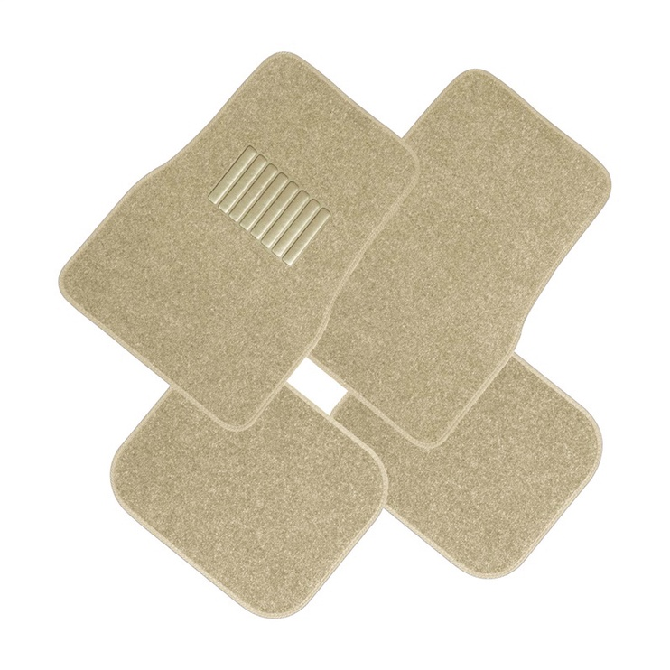 Автомобильные коврики Autoserio Textile Car Mat Set THM-2509/6