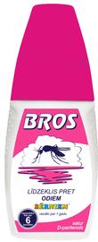Purškiklis vaikams nuo uodų ir erkių Bros, 0.05 l