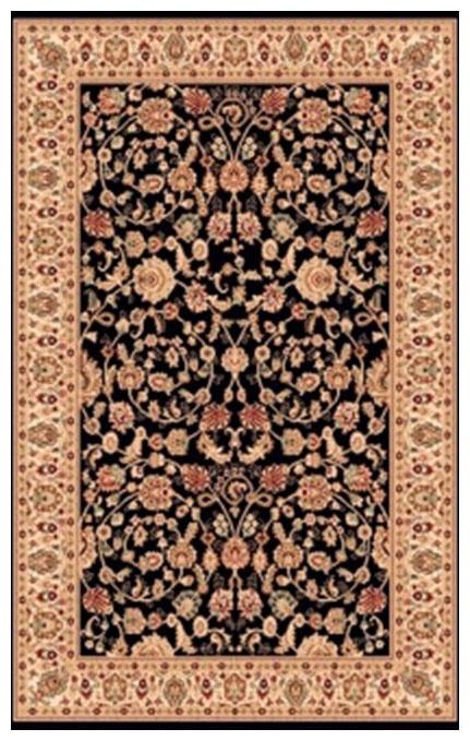 Ковер Post Hali Super Rose 2723B_H01, коричневый/многоцветный, 300 см x 200 см