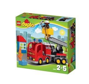 Konstruktorius LEGO Duplo, Ugniagesių automobilis 10592