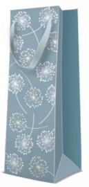 Paw Decor Collection Gift Bag Bottle Premium 12x10x37cm