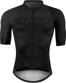 Футболка Force Fashion Shirt Black/Grey L