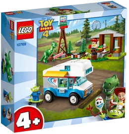 Конструктор LEGO Toy Story 4 RV Vacation 10769
