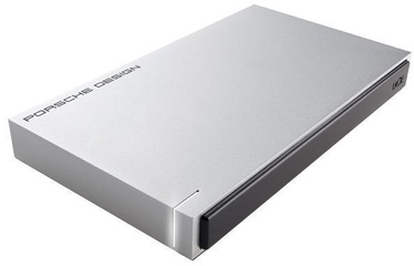 LaCie Porsche Design Mobile P9223 2TB USB3.0 w/ USB-C Cable