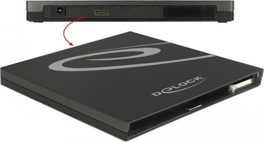 Delock External Enclosure For Slim Line CD/DVD-ROM