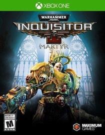 Warhammer 40,000: Inquisitor – Martyr Xbox One