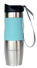 Kamille Vacuum Mug 480ml Blue KM2051