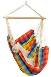 Šūpuļtīkls-krēsls Amazonas Brasil Rainbow