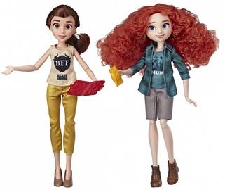 Hasbro Disney Ralph Breaks The Internet Movie Dolls Belle And Merida