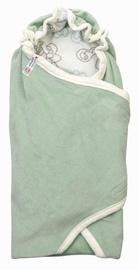 Детский спальный мешок Lodger Wrapper Empire Silt Green, 110 см