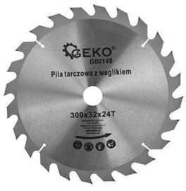 Geko Circular Saw Blade For Wood TCT 300x32x24T