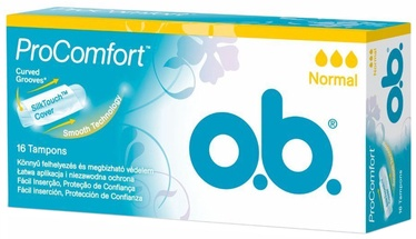 o.b. Pro Comfort Normal Tampons 16pcs