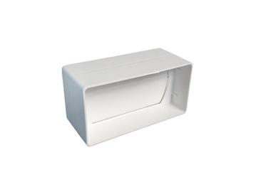 Ventilācijas uzmava Dospel D/LPP, 110 x 55 mm