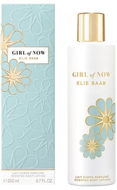Ķermeņa losjons Elie Saab Girl of Now, 200 ml