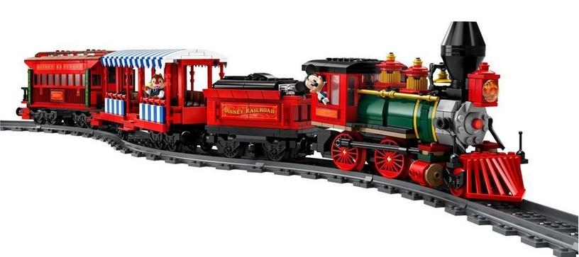 Конструктор LEGO Disney Train And Station 71044 71044, 2925 шт.