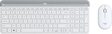 Logitech MK470 Wireless Keyboard and Mouse Off White US