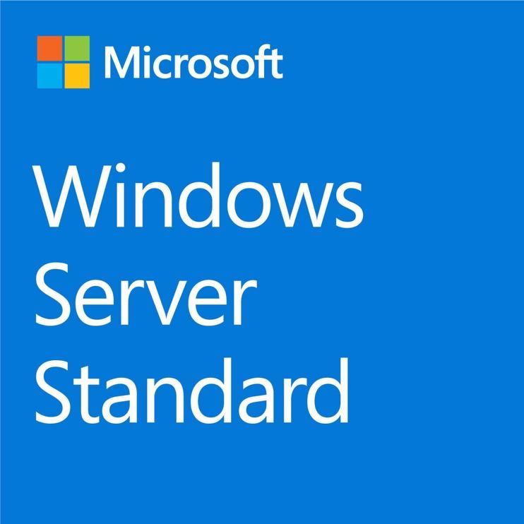 Microsoft Windows Server 2019 Standard DVD EN