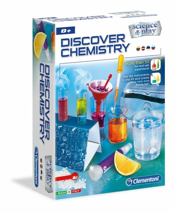 Žaidimas chemijos rinkinys 50573