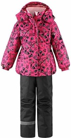 Lassie Madde Winter Set Pink 723734-4637 92