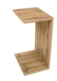 Black Red White Przystawka Coffee Table Wotan Oak