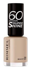 Rimmel London 60 Seconds Super Shine 8ml Nail Polish 706