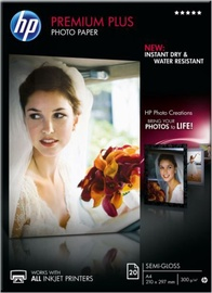 HP Photo Paper Plus Glossy A4 300g