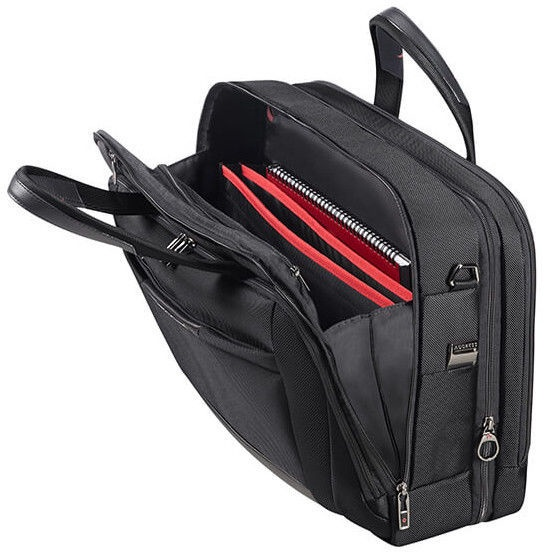 "Samsonite PRO-DLX 5 Briefcase 14.1"" Black"