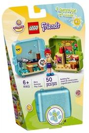 Konstruktors LEGO® Friends 41413 Mia vasaras rotaļu kubs