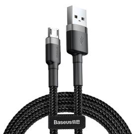 Laidas USB2.0 A-microUSB 2m QC3.0 BASEUS