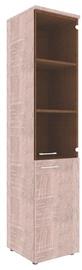 Skyland Xten Office Cabinet XHC 42.2 Right Sonoma Oak