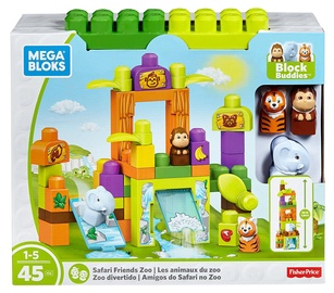 a12368cdf05 Mega Bloks Safari Friends Zoo