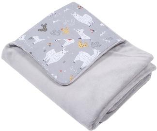 Mamandu Minky Blanket Lama 75x100cm