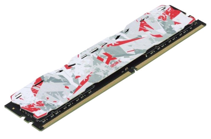 GoodRam IRDM X Colour 8GB 3000MHz CL16 DDR4 DIMM IR-XL3000D464L16S/8G