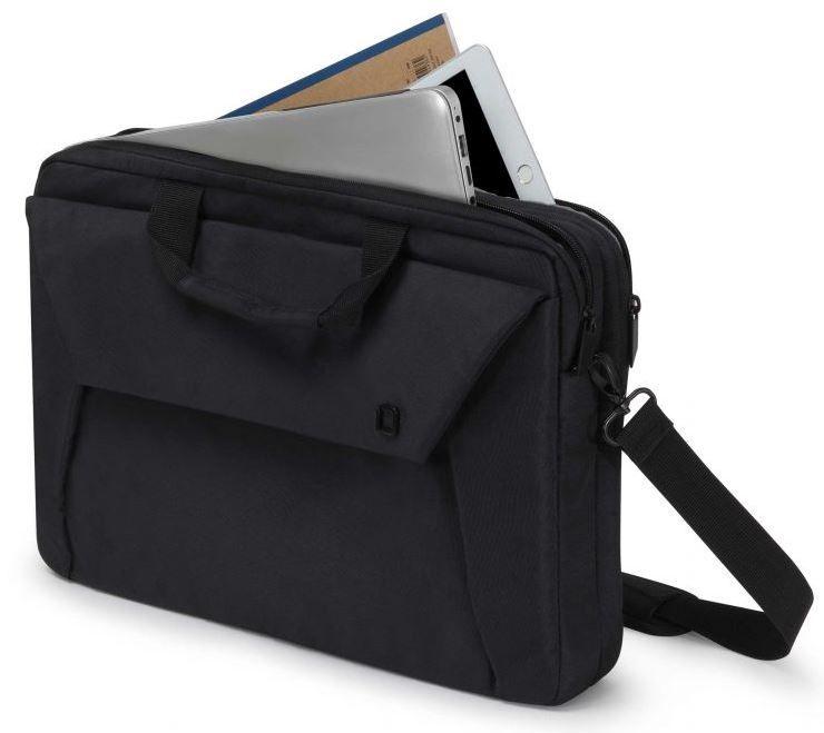 """Dicota Notebook Bag Plus Edge 12-13.3"""" Black"""