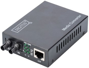 Digitus Converter RJ45 to ST Multi-Mode Converter
