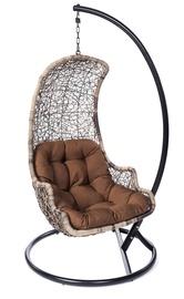 Подушка для стула Y9147, коричневый, 105 x 80 см