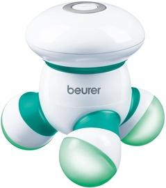 Массажер Beurer MG 16 Green, белый/зеленый