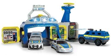 Dickie Toys Sos Series Swat Station