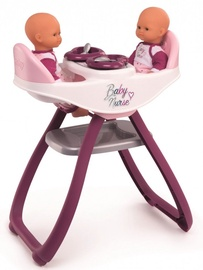 Smoby Baby Nurse High Chair For Twins