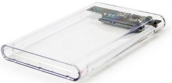 Gembird EE2-U3S9-6 USB 3.0 Transparent