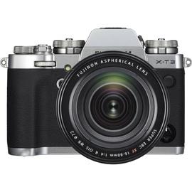 Digifotoaparaat Fujifilm X-T3 FUJINON XF 16-80mm F4 R OIS WR