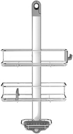 Simplehuman Adjustable Shower Caddy Plus BT1099