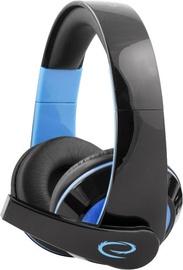Ausinės Esperanza EGH300 Condor Gaming Headphones Blue